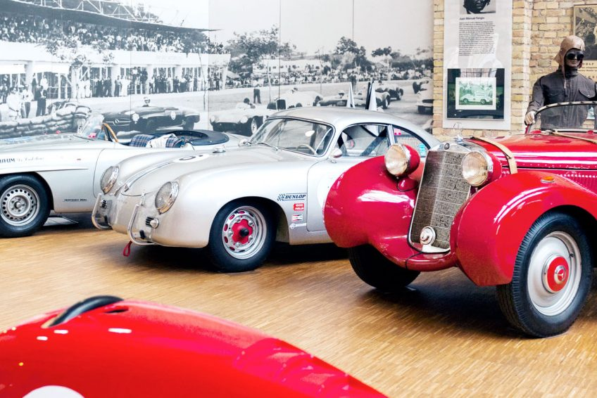 Photo by AUTOMUSEUM DR. CARL BENZ