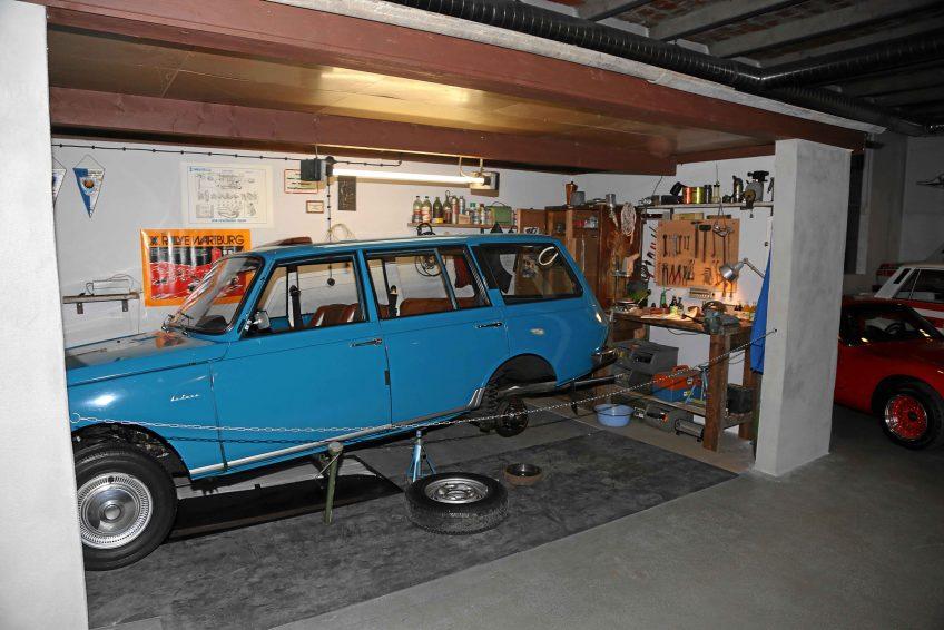 Ddr Garage