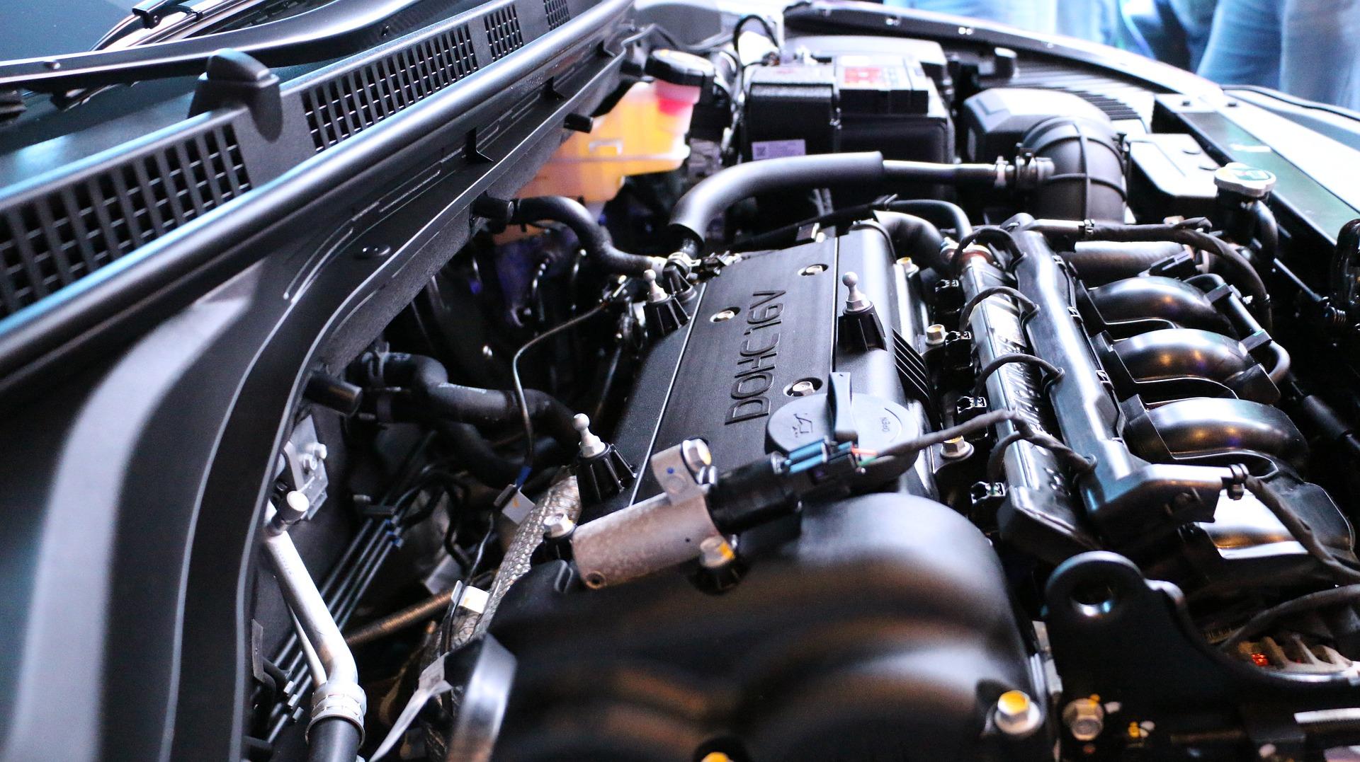 Die Entwicklung des Verbrennungsmotors