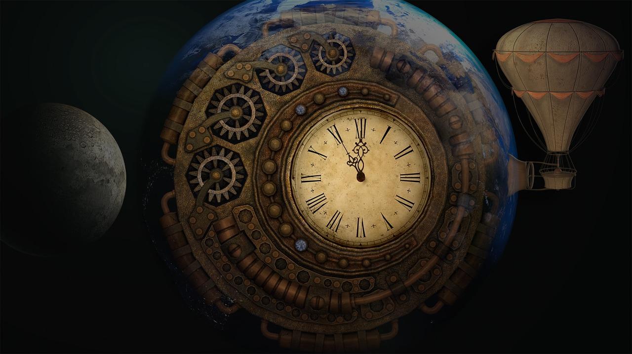 Wir wissen bereits, wie man eine Zeitmaschine baut