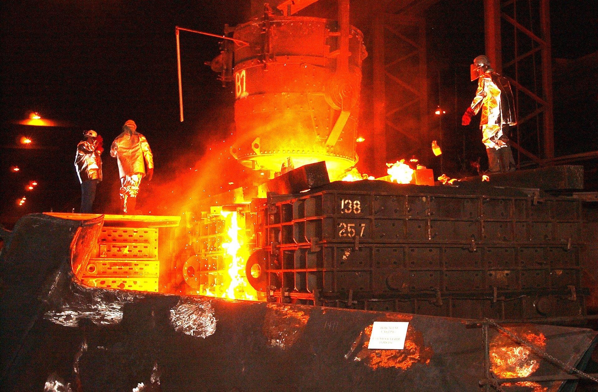 100 Jahre bedeutend für die Stahlgewinnung: Das Siemens-Martin-Verfahren