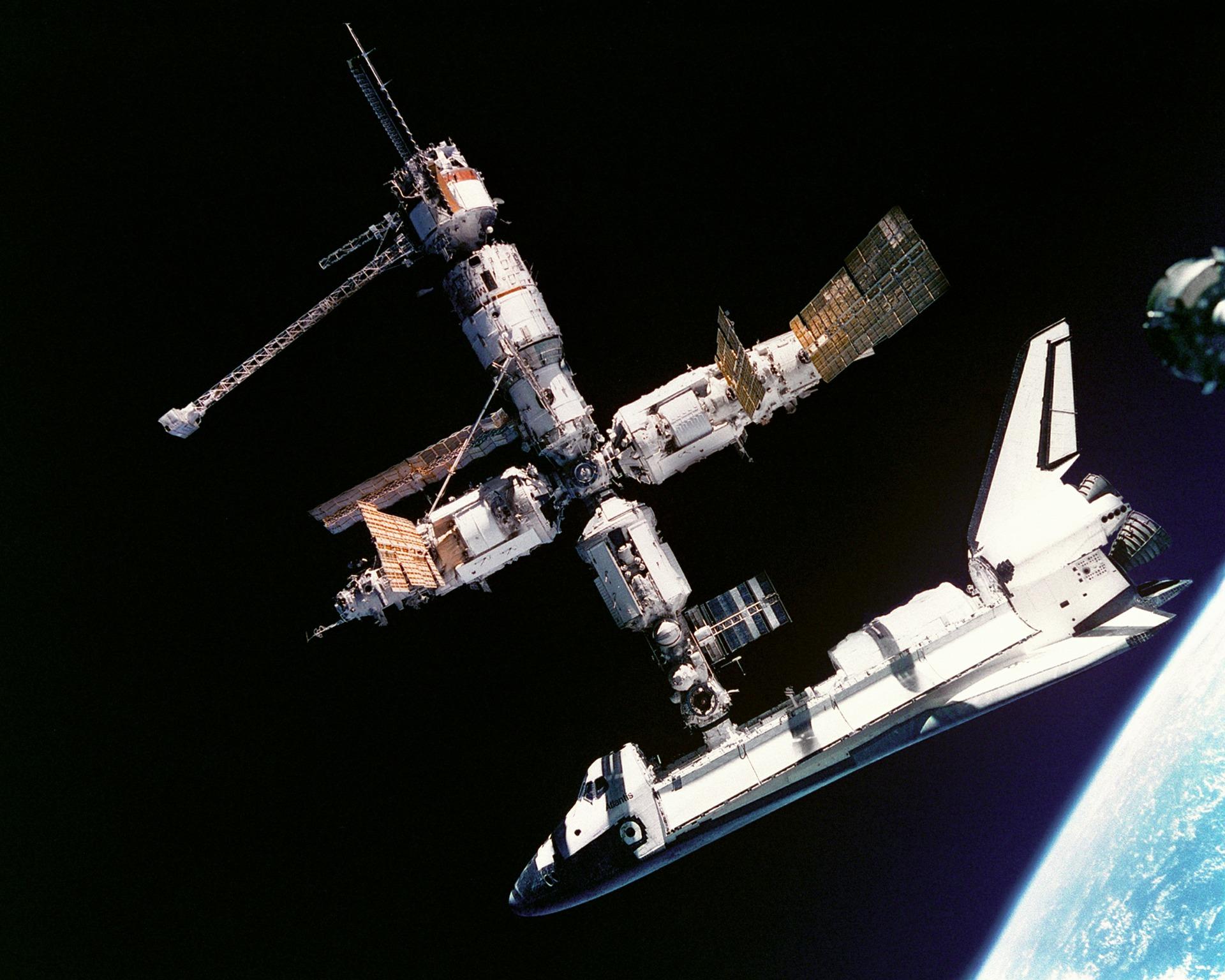 Raumstationen (2): Die MIR