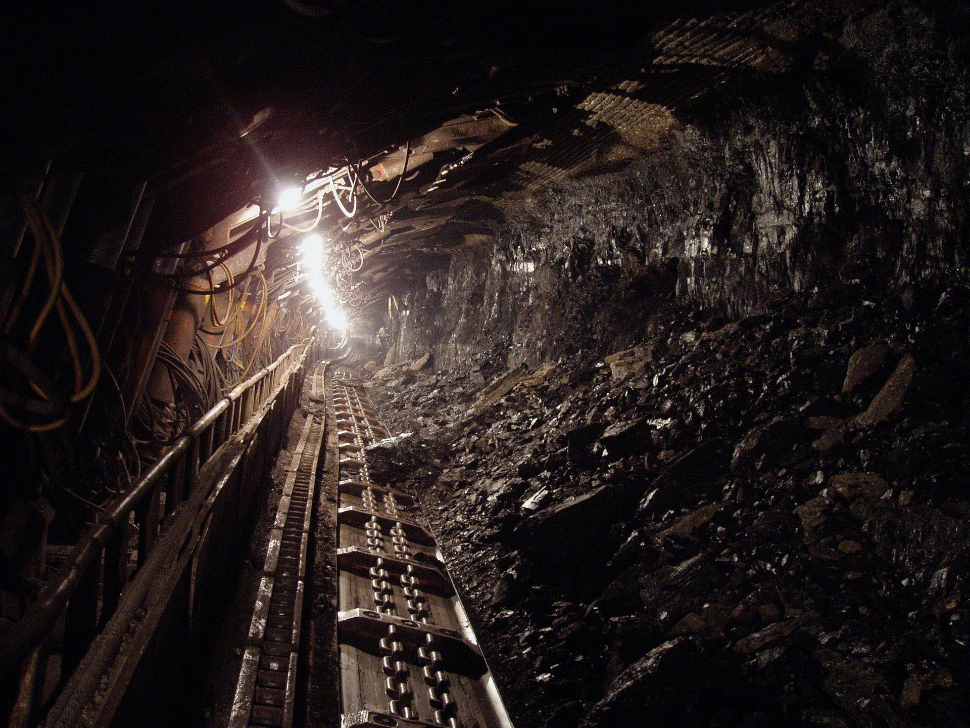 Bergbautechnologie im neunzehnten Jahrhundert