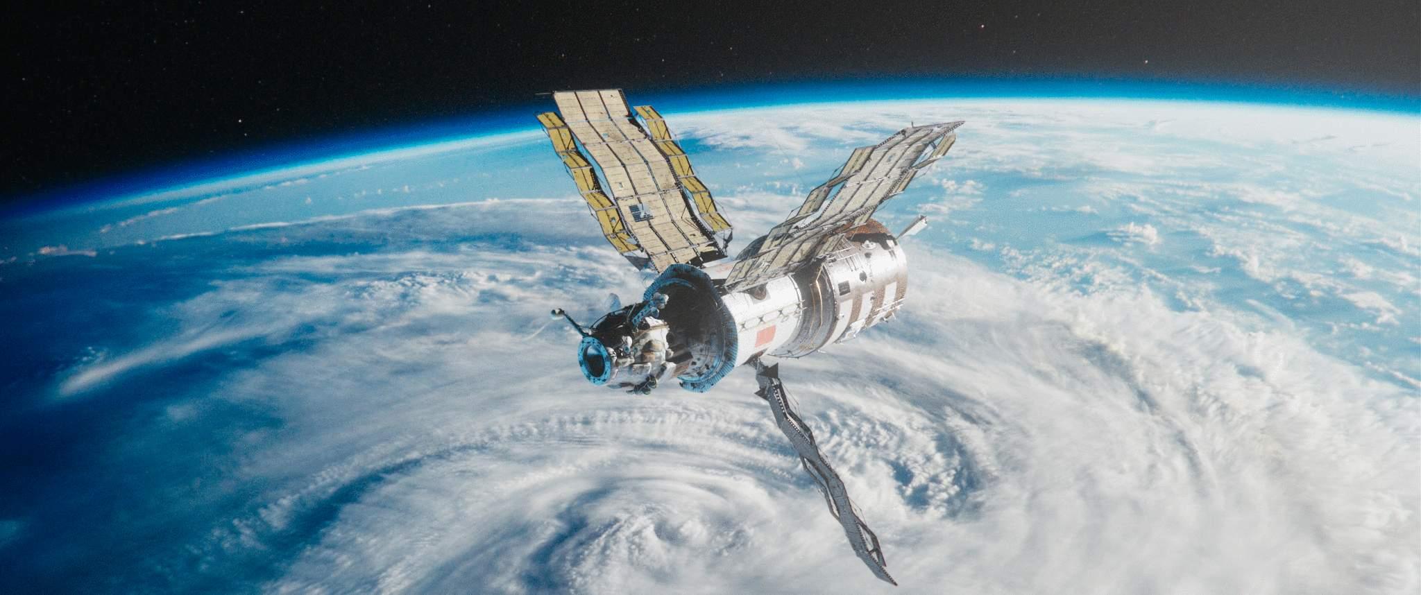 Raumstationen (1): Die Saljut 7
