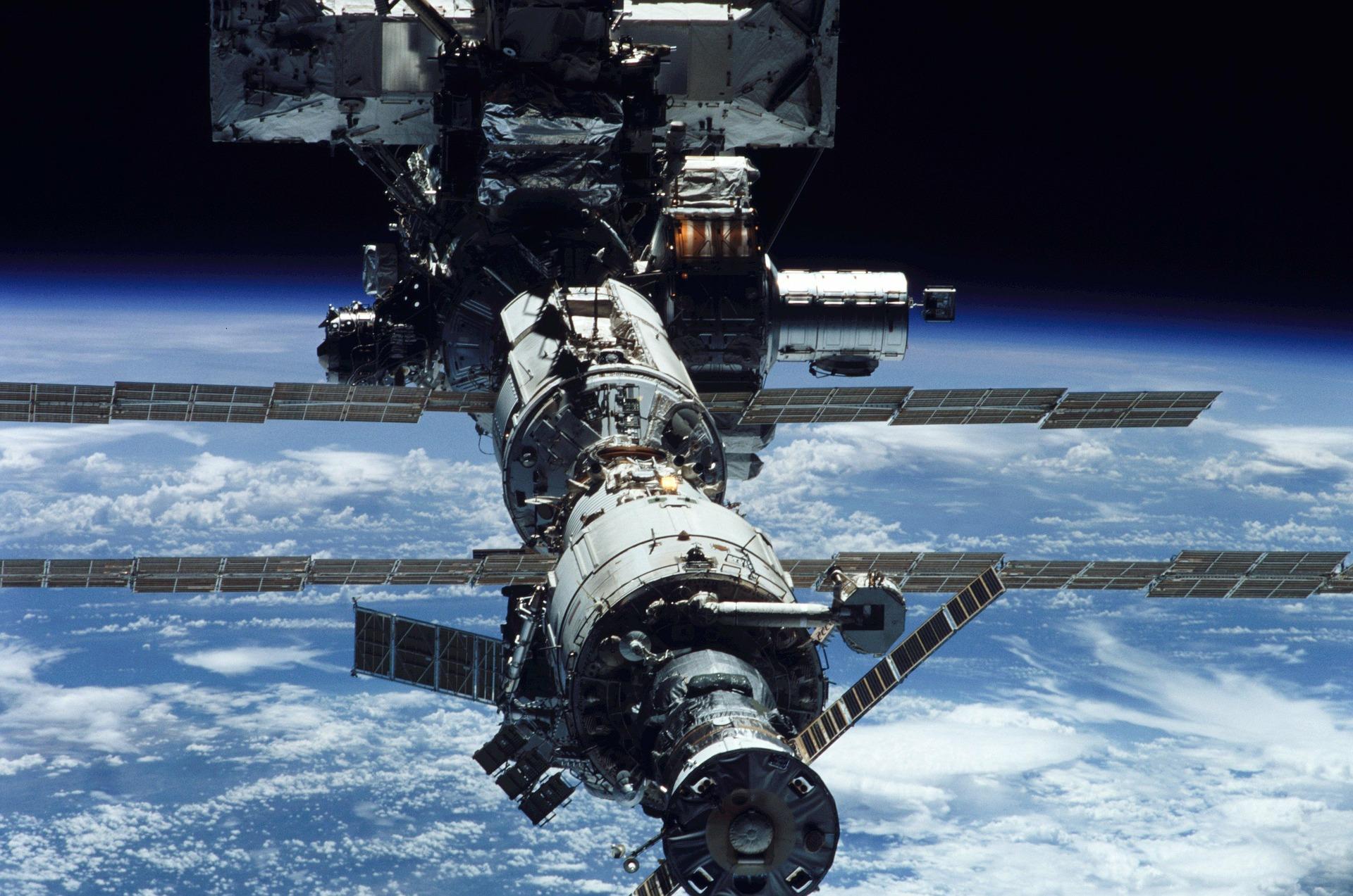 Raumstationen (3): Die ISS