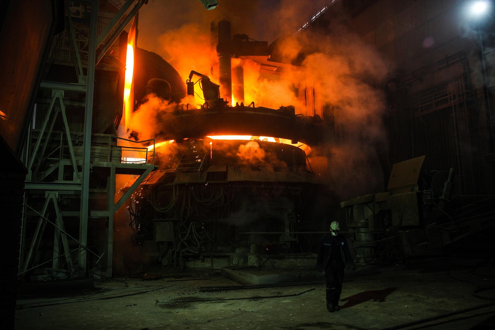 Die Geschichte des Stahls (2): Zwischen Frieden und Krieg