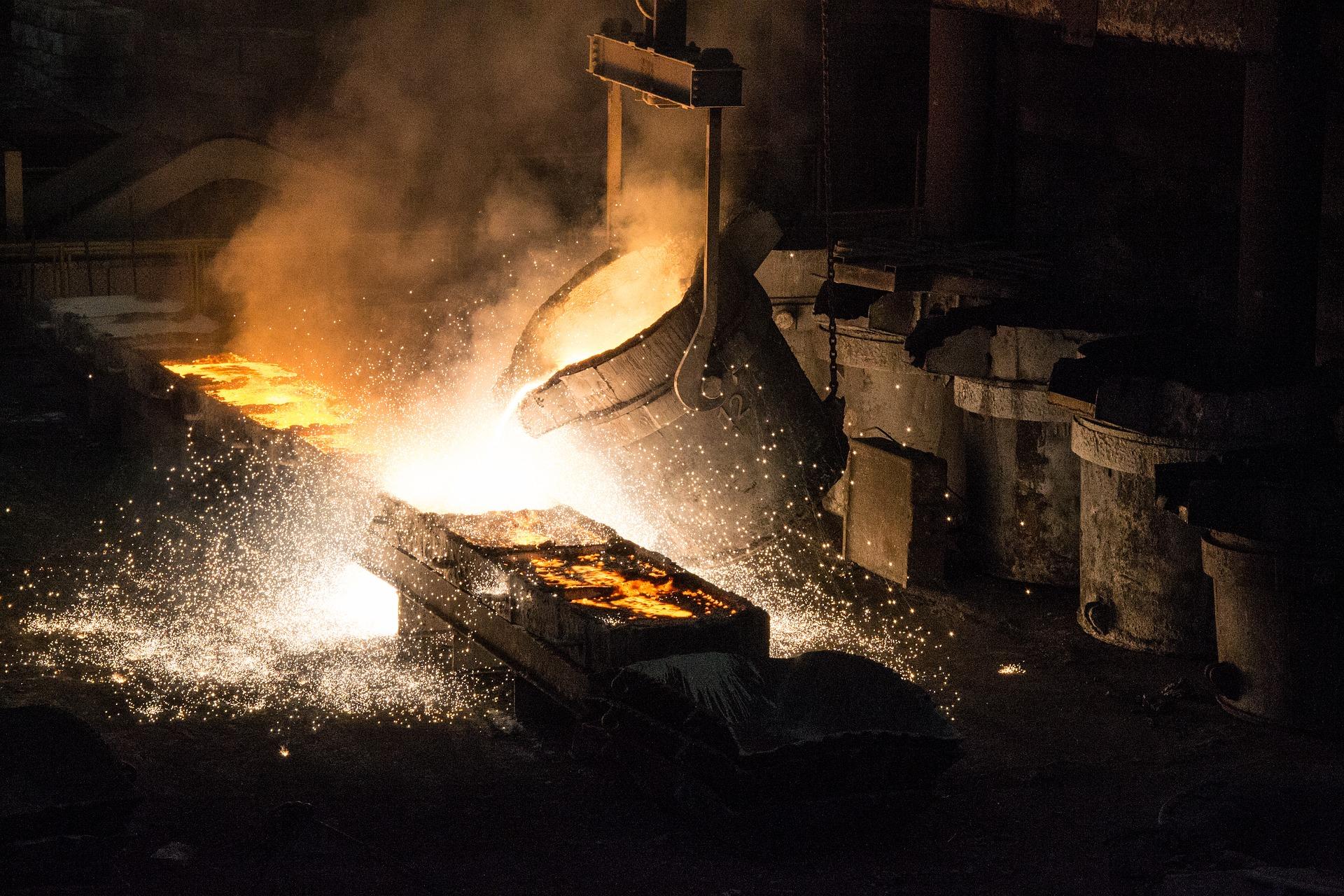Die Geschichte des Stahls (3): Niedergang und Wiedergeburt
